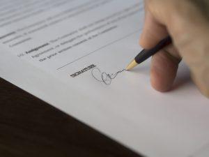Belangrijke beslissingen rondom het scheiden